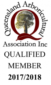 Queensland Arboricultural Association inc Qualified Member 2017/2018